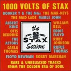 CD 1000 Volts of Stax