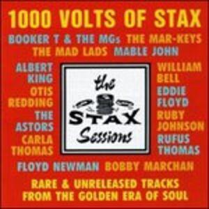 Foto Cover di 1000 Volts of Stax, CD di  prodotto da Stax