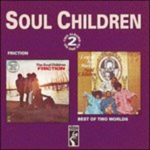 CD Friction - Best of Both di Soul Children