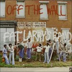 CD Off the Wall di Fat Larry's Band