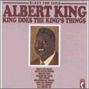 CD King Does the King's Things di Albert King