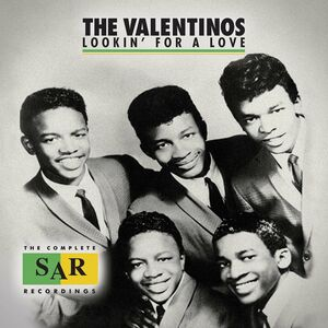 CD Looking for a Love di Valentinos