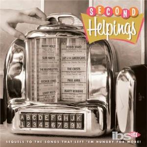 CD Second Helpings