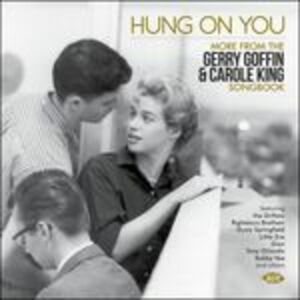 CD Hung on You Carole King , Gerry Goffin