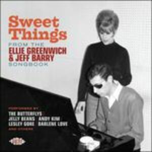 CD Sweet Things from the Ellie Greenwich & Jeff Barry
