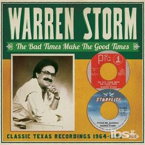 CD Bad Times Make the Good Times di Warren Storm