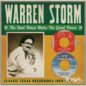 CD Bad Times Make the Good Times di Warren Storm
