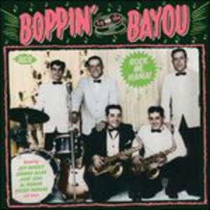 CD Boppin' by the Bayou