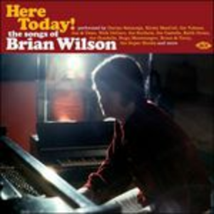 CD Here Today! The Songs of Brian Wilson