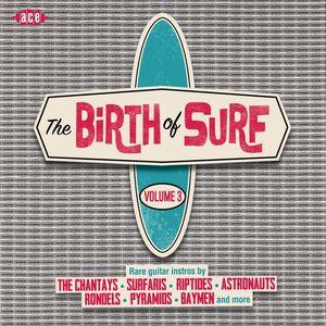 CD Birth of Surf vol.3