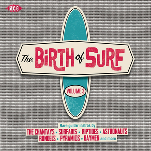 CD Birth of Surf vol.3