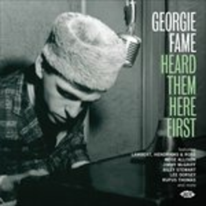 CD Heard Them Here First di Georgie Fame 0