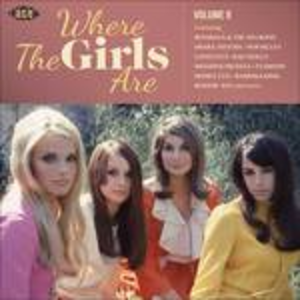 CD Where the Girls Are Volume 9