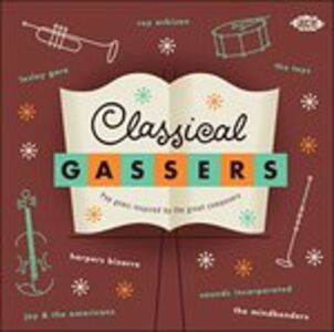 Foto Cover di Classical Gassers, CD di  prodotto da Ace