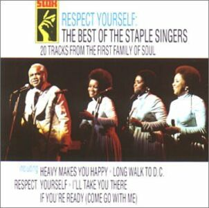 CD Be Altitude. Respect Yourself di Staple Singers