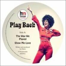 Play Back Ep - Vinile 7'' di Damo