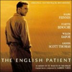 CD The English Patient (Colonna Sonora) di Harry Rabinowitz