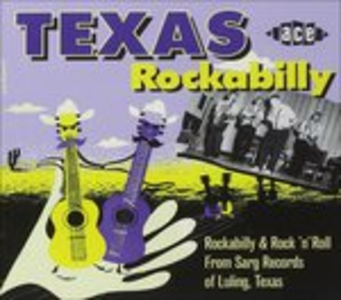 CD Texas Rockabilly