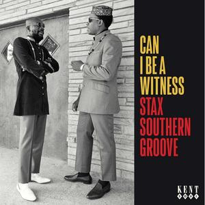 CD Can I Be a Witness. Stax Southern Groove