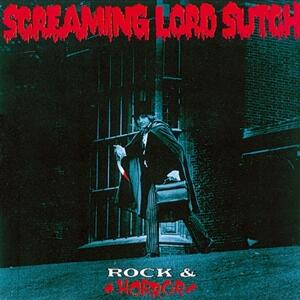 Rock and Horror - Vinile LP di Screaming Lord Sutch