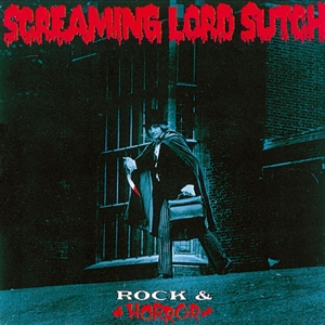 Vinile Rock and Horror Screaming Lord Sutch