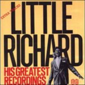 Foto Cover di His Greatest Recordings, CD di Little Richard, prodotto da Ace Records