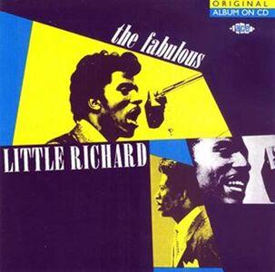 Foto Cover di The Fabulous Little Richard, CD di Little Richard, prodotto da Ace
