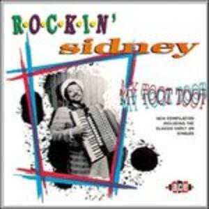 Foto Cover di My Toot Toot, CD di Rockin' Sidney, prodotto da Ace Records