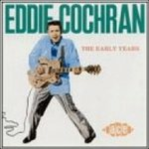 CD The Early Years di Eddie Cochran
