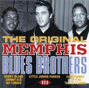 CD Original Memphis Blues