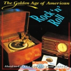 CD Golden Age of Us R&r vol.1  0