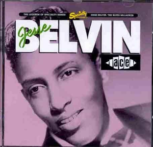 CD Blues Balladeer di Jesse Belvin