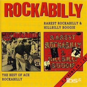 CD Rarest Rockabilly & Hillb