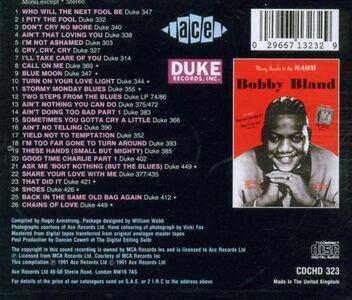 CD Voice di Bobby Bland 1