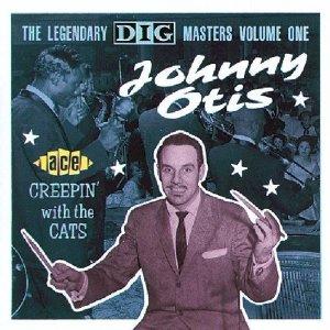 CD Creepin' with the Cats di Johnny Otis