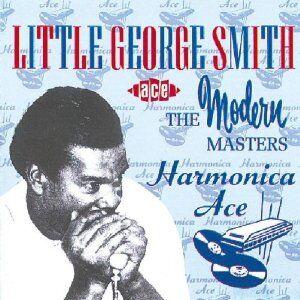 CD Harmonica Ace di George Harmonica Smith
