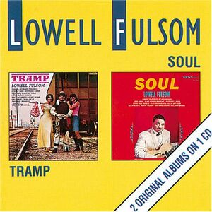 CD Tramp-Soul di Lowell Fulson