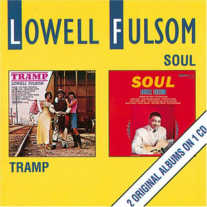 CD Tramp-Soul di Lowell Fulson