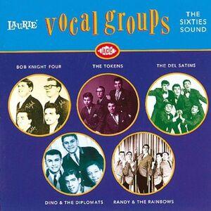 Foto Cover di Laurie Vocal Groups. the Sixties Sound, CD di  prodotto da Ace