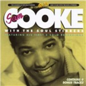 CD With the Soul Stirrers di Sam Cooke