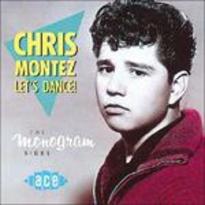 CD Let's Dance di Chris Montez 0