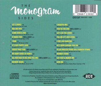 CD Let's Dance di Chris Montez 1