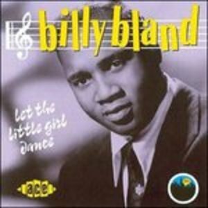 CD Let the Little Girl Dance di Billy Bland