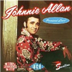 CD Promised Land di Johnnie Allan
