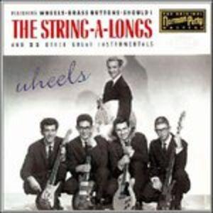 CD String-A-Longs di Wheels