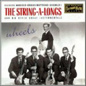 CD String-A-Longs di Wheels