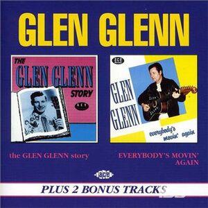 CD Glen Glenn Story di Glen Glenn