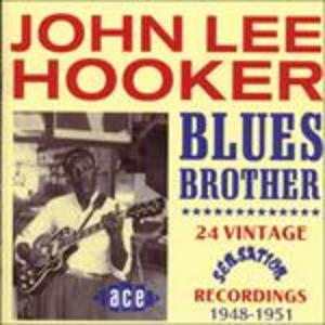 CD Blues Brother di John Lee Hooker 0