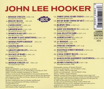 CD Blues Brother di John Lee Hooker 1