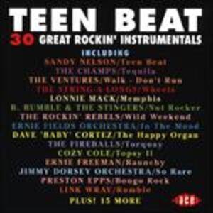 CD Teen Beat vol.1  0